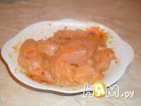 Приготовление куриного филе свекольно-цитрусовом соусе: шаг 2