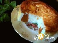 Приготовление сырников с хурмой: шаг 8