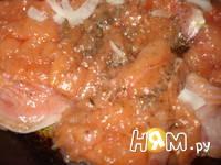 Приготовление горбуши в сливках: шаг 1