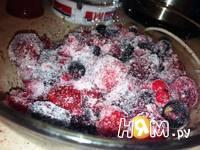 Приготовление десерта с маскарпоне: шаг 1