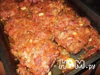 Приготовление свинины, запеченой в прошутто: шаг 8
