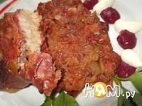 Приготовление свинины, запеченой в прошутто: шаг 9