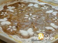 Приготовление пирога с вишней и шоколадом: шаг 7