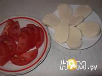 Приготовление запеченного куриного филе с сыром: шаг 4