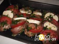 Приготовление запеченного куриного филе с сыром: шаг 5