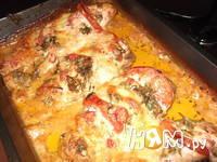 Приготовление запеченного куриного филе с сыром: шаг 7