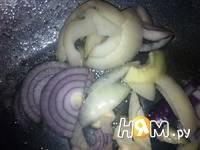 Приготовление фарфалле с соусом а-ля болоньезе: шаг 2