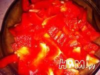 Приготовление фарфалле с соусом а-ля болоньезе: шаг 3