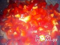 Приготовление фарфалле с соусом а-ля болоньезе: шаг 4