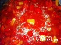 Приготовление фарфалле с соусом а-ля болоньезе: шаг 6