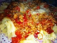 Приготовление фарфалле с соусом а-ля болоньезе: шаг 9