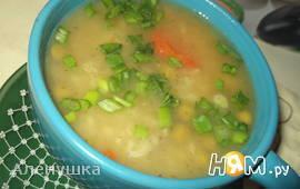 Говяжий суп с рисом