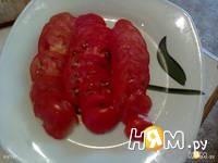 Приготовление баклажан запеченных с сыром и помидорами: шаг 3