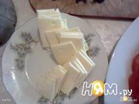 Приготовление баклажан запеченных с сыром и помидорами: шаг 4