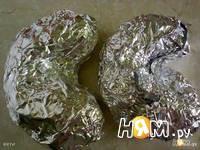 Приготовление баклажан запеченных с сыром и помидорами: шаг 8