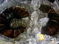 Приготовление баклажан запеченных с сыром и помидорами: шаг 9