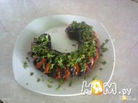 Приготовление баклажан запеченных с сыром и помидорами: шаг 10