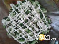 Приготовление салата Нежность с черносливом: шаг 1