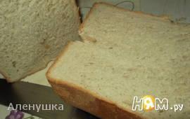 Серый хлеб с ячневой мукой