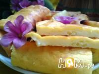 Приготовление десерта творожного: шаг 9