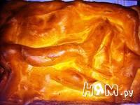 Приготовление пирога с заварным кремом: шаг 8