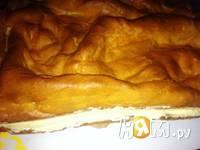 Приготовление пирога с заварным кремом: шаг 10
