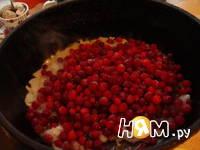Приготовление соуса клюквенного: шаг 2