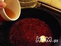 Приготовление соуса клюквенного: шаг 5