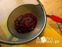 Приготовление соуса клюквенного: шаг 6