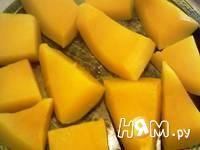 Приготовление тыквы вареной на пару: шаг 5