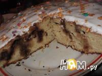Приготовление домашнего кекса: шаг 12