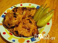 Приготовление биточков печеночных: шаг 5