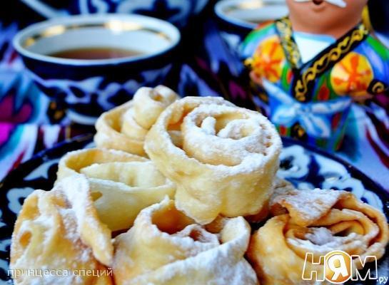 Урама, узбекская сладость