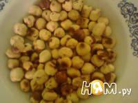 Приготовление орехового кекса: шаг 3