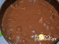 Приготовление пирога с творожной начинкой: шаг 6