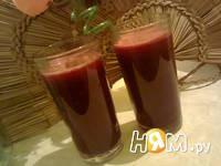 Приготовление фруктово-овощного сока: шаг 6