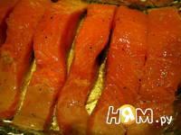 Приготовление запеченного лосося с сыром: шаг 5