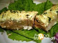 Приготовление запеченного лосося с сыром: шаг 10