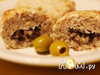 Приготовление куриных котлет фаршированных гречкой: шаг 10