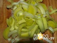 Приготовление индейки с грибами: шаг 2