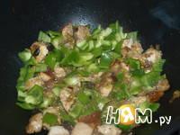 Приготовление индейки с грибами: шаг 6