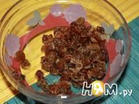 Приготовление творожно-овсяного торта с клубникой: шаг 1