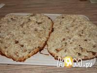 Приготовление творожно-овсяного торта с клубникой: шаг 4
