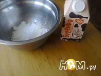 Приготовление торта с ежевикой: шаг 9