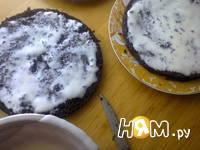 Приготовление торта с ежевикой: шаг 13