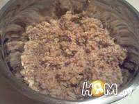 Приготовление гречаников: шаг 2