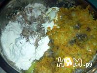 Приготовление гречаников: шаг 5