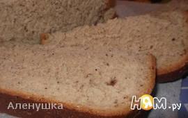 Овсяный хлеб с сыром и грецким орехом