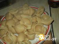 Приготовление закуски в макаронах: шаг 1