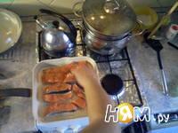 Приготовление лосося на гриле: шаг 2